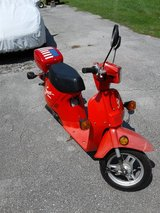 1985 HONDA,Express,scooter in Camp Lejeune, North Carolina