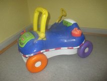 "Little toddler ""Bobby car"" from Playskool in Ramstein, Germany"