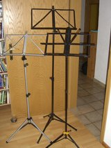 heavy duty foldable music stands in Ramstein, Germany