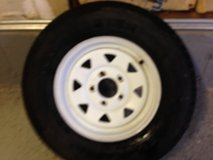 Trailer Tire 175/80 R 13 in Bartlett, Illinois
