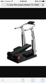 Bowflex Treadclimber TC1000 in The Woodlands, Texas
