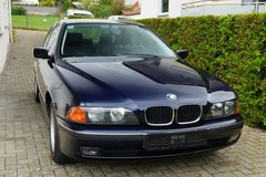 BMW 520i , 2000 Model, 77000 miles only, Almost like new in Ramstein, Germany