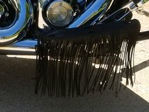 Motorcyle tassles for floor boards in Oswego, Illinois
