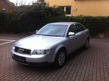 Audi A4 Sedan AUTOMATIC ( A/C, Navi, PDC, Alloys, Heated Seats, New TÜV, New Service, 97k Miles ... in Ramstein, Germany