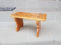 Antique Step Stool in Ramstein, Germany