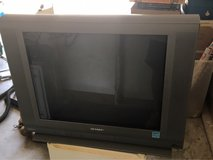 "27"" Flat Screen TV- Old but still works. in Fort Leonard Wood, Missouri"