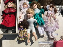 Dolls in 29 Palms, California