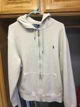 Polo Zippered Hoodie in Fort Leonard Wood, Missouri