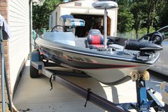 1988 Vision Bass Boat with Mercury 150 HP in Fort Campbell, Kentucky