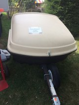 Reece Backpack Trailer in Sugar Grove, Illinois