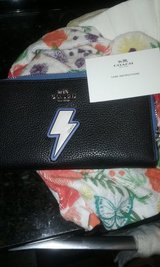 Coach wallet brand new in Elgin, Illinois
