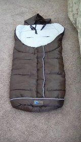 Winter sack for the stroller in Fort Carson, Colorado