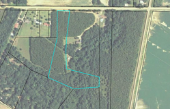 5 ACRE LOT FOR SALE in Warner Robins, Georgia