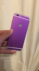 CUSTOM iPhone 6 128gb (Purple) Unlocked in Lakenheath, UK
