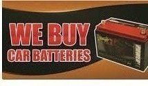 Wanted:  Paying $6 Cash Dead Car Batteries in Camp Lejeune, North Carolina