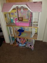 Doll house in Camp Pendleton, California