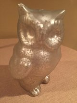 Mercury Glass Owl - Smith & Hawken in Lockport, Illinois