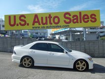 2001 TOYOTA ALTEZA RS VERY RARE 6 SPEED MANUAL QUALITAT EDITION in Okinawa, Japan