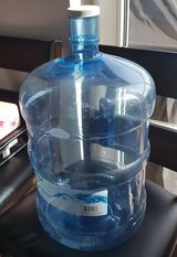 5 gallon water storage jugs in Stuttgart, GE
