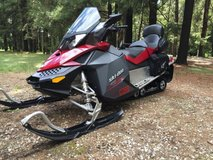 2008 Ski Doo GSX 600 Limited Touring Snowmobile in Minot AFB, North Dakota