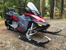 2008 Ski Doo GSX 600 Limited Touring Snowmobile in St George, Utah