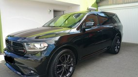DODGE DURANGO R/T AWD 2015 (private seller) in Grafenwoehr, GE