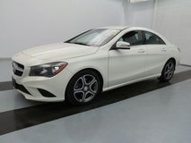 2014 Mercedes-Benz CLA250 4MATIC in Ramstein, Germany