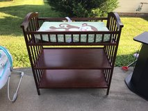 Changing Table and pad in Pleasant View, Tennessee