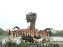 $9 General Admission to Brookfield Zoo in Oswego, Illinois