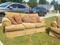 Sofa & loveseat in Fort Bragg, North Carolina
