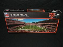 Chicago Bears Soldier Field NFL Panoramic Puzzle 1000 pc NEW in Glendale Heights, Illinois