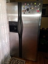 Stainless Steel Refrigerator in Fort Carson, Colorado