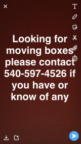 Looking for moving boxes in Watertown, New York