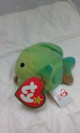 Ty Beanie Baby Coral the Fish in Cochran, Georgia