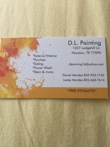 DL Painting in Tomball, Texas
