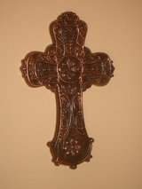 "cross 13-1/2"" x 8-1/2"" in St. Charles, Illinois"
