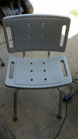 shower chair w back in Yorkville, Illinois