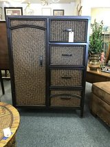 Rattan Dresser and Headboard in Bartlett, Illinois