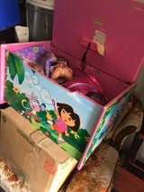 Box of Toys and Other Toys in 29 Palms, California