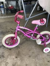 Hello kitty toddler bike in Conroe, Texas