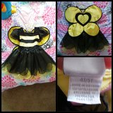Toddler Bee Halloween Costume in Camp Pendleton, California