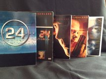 24 hours DVD with kiefer southerland complete sets of season 1-5 in 29 Palms, California