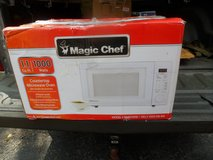 For Sale: Magic Chef 1.1 CU FT. Counter Top Microwave oven NEW in Glendale Heights, Illinois