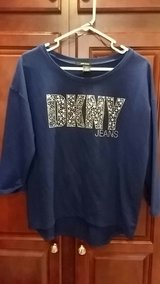 nwot blue DKNY sweater size small in Warner Robins, Georgia