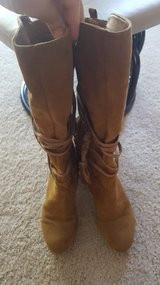Super cute Courtney boots! 7.5 in Plainfield, Illinois