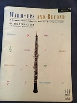 Oboe and Trumpet books - Beginnner in St. Charles, Illinois