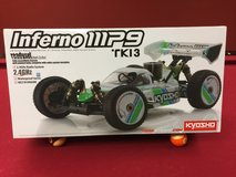 Kyosho MP9 TK13 1/8 scale Buggy in Fort Polk, Louisiana