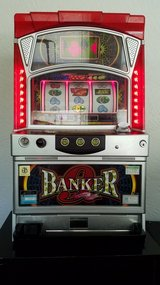 Pachislo Slot Machine - Banker 9 - PRICE REDUCED - Japanese Collectible in Byron, Georgia