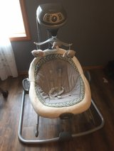 Graco High Chair and Swing/Bouncer in Fort Lewis, Washington