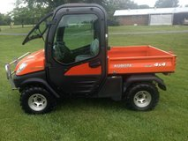 Diesel 2007 Kubota RTV 1100 4x4 A/C Low Hrs in Columbus, Ohio